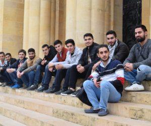 علمني في متحف بيروت الوطني